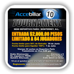 Torneo Billar Accebillar 10 Ball Tournament